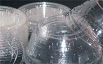 Thin gauge systems - PET Lids and Domes